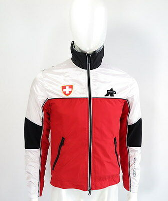 ASSOS Official Team Issue Mens Cycling Jacket Size : XS
