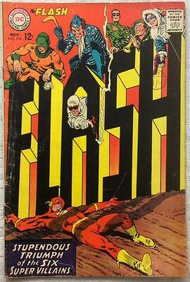 Flash #174 (DC 1967 1st series) 49 years old. VG+ condition. Silver Age.