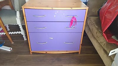 Cresta SCALLYWAGS Childrens Chest of drawers