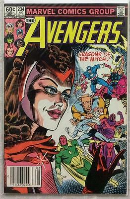 Avengers #234 from the 1st series (1983 Marvel) FN condition.