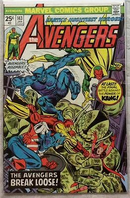 Avengers #143 from the 1st series (1976 Marvel) VG/FN condition.
