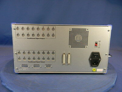 Dewetron RCTS-RACK-32 32 Slot Data Acquisition Chassis 30 Day Warranty