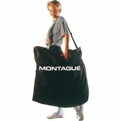 Montague Bikes Accessory Package Carry Bag, Pedals, Kickstand Free Shipping