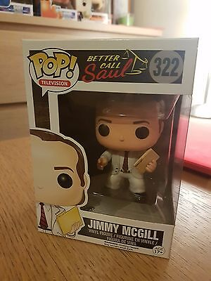 Better Call Saul Pop! Vinyl Figure by Funko - Jimmy McGill