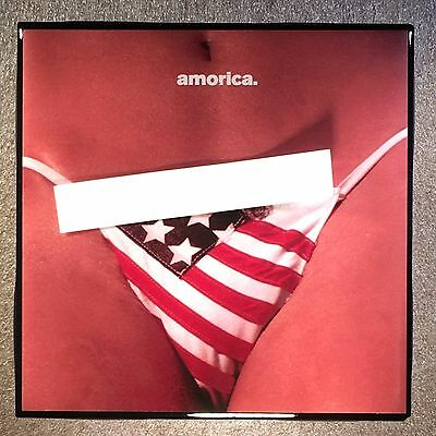 BLACK CROWES amorica Record Cover Ceramic Tile Coaster (paper not included)