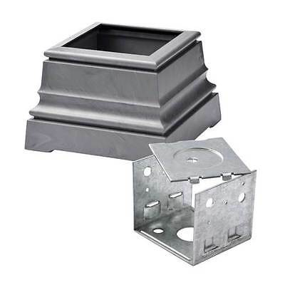 Fedtrim Post Support Cover Bracket suits 90 & 100mm Federation Decorative Cap