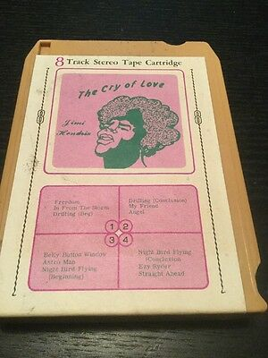 Jimi Hendrix- The Cry Of Love -Nice Condition -8 Track Tape