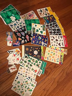 80s And 90s Sticker Lot