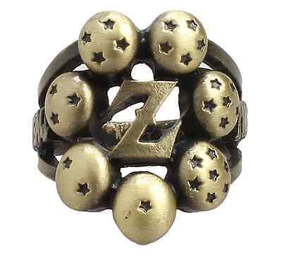 Cosplay Anime Dragon ball Dragonball Z DBZ Son Goku Bronze ring