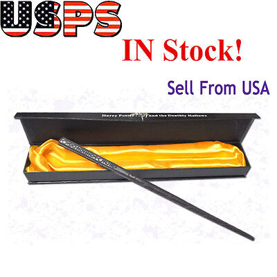 Harry Potter Sirius Black Magical Magic Wand Cosplay Costume Halloween Box Gift