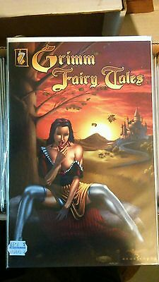 Grimm Fairy Tales #7 limited variant cover 1st Printing nm snow white