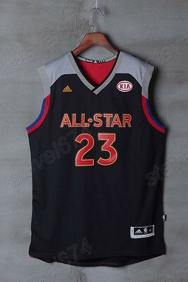 2017 New all-star New Orleans Pelicans #23 Anthony Davis Basketball Jerseys