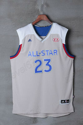 2017 New all-star Cleveland Cavaliers #23 LeBron James Basketball Jerseys