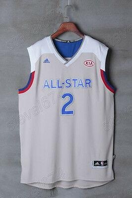2017 New all-star Cleveland Cavaliers #2 Kyrie Irving Basketball Jerseys