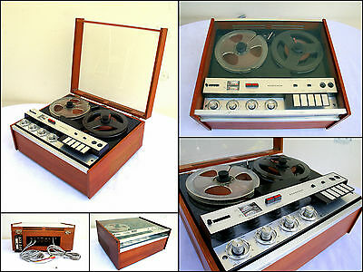 1960's FERGUSON Solid State Stereophonic Reel to Reel Tape Recorder