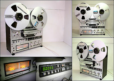 TEAC X-1000R Stereo Reel to Reel Tape Recorder