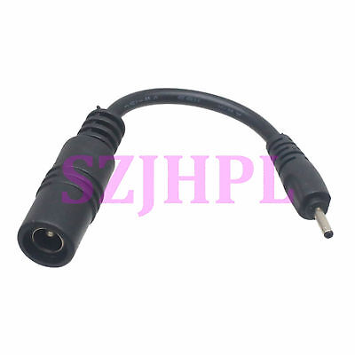 DC Power Supply Extension 5.5x2.1mm Cable Male to 2.0x0.7mm Female wire CCTV