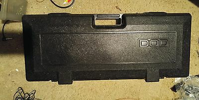 DOD PRC-6 powered effect pedal case pedalboard  USA vintage free usa shipping