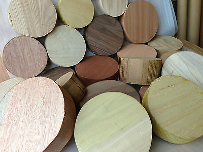 Bowl Turning Blanks - 20kg Sack Full of Hardwood Mixed Selection Woodturning