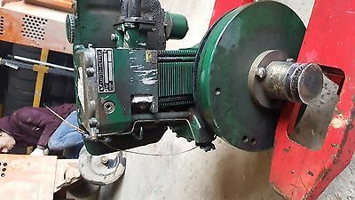 Petter PAZ1 / PAZI Diesel Stationary Engine, Cement Mixer (Lister)