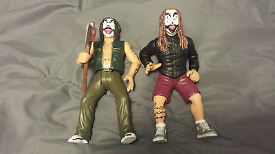 Insane Clown Posse ICP Juggalo Figures Your Only Toy Productions 1998