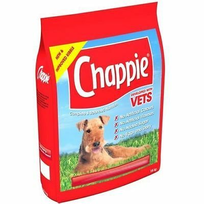 Chappie Complete Dry Dog Food with Chicken & Wholegrain Cereal 15 kg