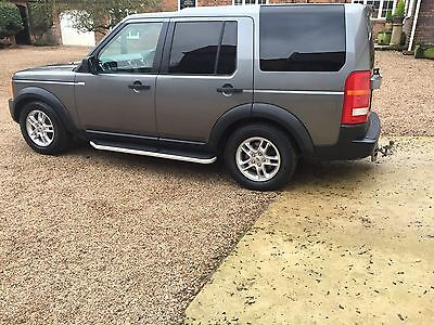 landrover discovery 3 commercial 2.7 tdv6