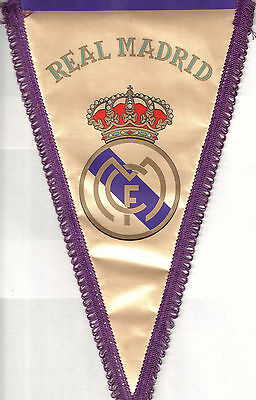 Original Football Pennant Real Madrid