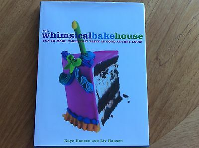 The Whimsical Bake House cake decorating book