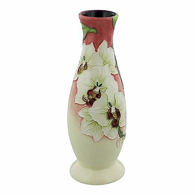 """Old Tupton Ware """"MORNING ORCHID"""" Pattern  6"""" Vase TW6906 Collectable BNIB"""
