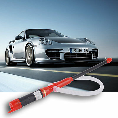 Automobile Vehicle Original Liquid Transfer Siphon Pump Battery Powered#B