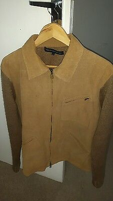 Men wool and corduroy French Connection jacket