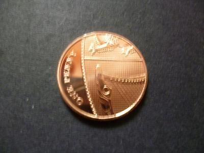 2010 Brilliant Uncirculated 1P Coin, The Definitive Version 2010 One Penny Piece
