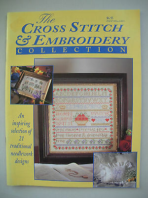 The Cross Stitch & Embroidery Collection - Practical Craft Magazine