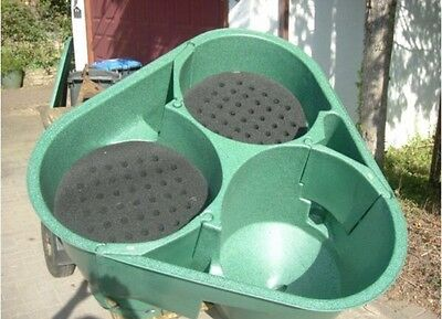 Pond filter, 3 chamber, 5000 gallon