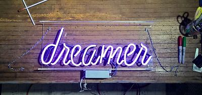 "New Dreamer Wall Decor Bar Pub Beer Neon Sign 17""x14"" Ship From USA"