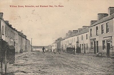 Lot Pc 95 William Street,belmullet And Blacksod Bay County Mayo