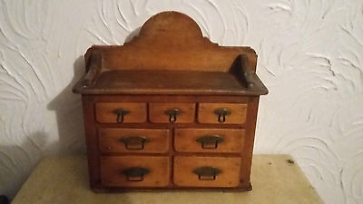 Antique Miniature Dresser