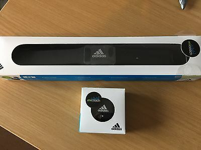New Adidas Micoach Heart Rate Monitor And Stride Sensor
