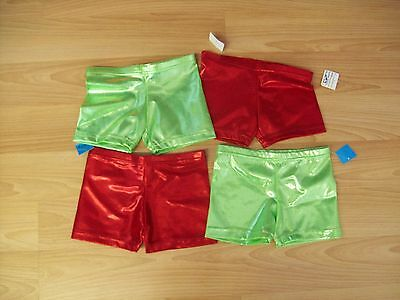 NEW! LOT OF 4 stretches for GYMNASTICS LEOTARD SIZES 4 & 5, wow!