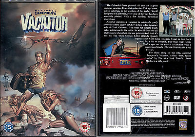 National Lampoon's Vacation - Dvd Nuovo E Sigillato, Import Con Audio Italiano