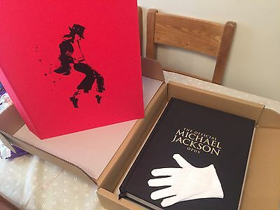 The Official Michael Jackson Opus - Boxed - Rare Collectable