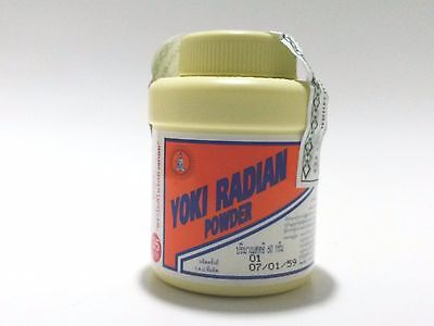 Yoki Radiant Powder For Smelly Feet And Smelly Shoes Reduce Foot Sense.