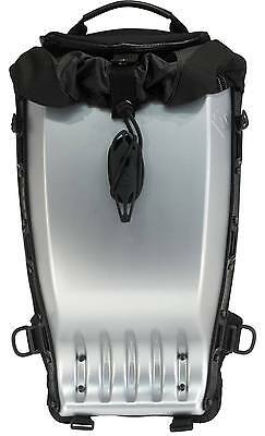 Boblbee GT 20L Peoples Backpack / Rucksack mit Hardschale in Silber