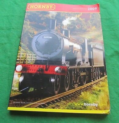 Hornby 2009 Catalogue - Edition Fifty Five