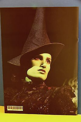 Idina Menzel Wicked The Musical London Theatre Programme