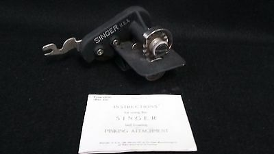 Singer Simanco Pinking Attachment, Sewing Machine Pinker 121021/121110/121011