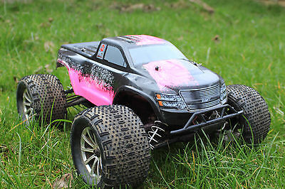 Kyosho Dmt 1/10  Brushless Rolling Chassis , Monster Truck, 4Wd, Servo
