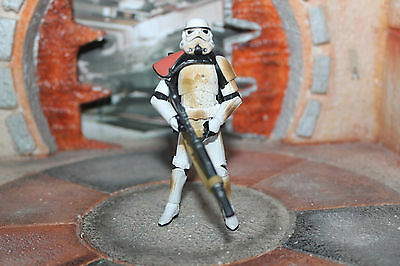 Sandtrooper  Star Wars Revenge Of The Sith Collection 2005