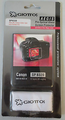 Giottos AEGIS Multi-Coated Screen Protector for Canon EOS 5D Mark III  1D X